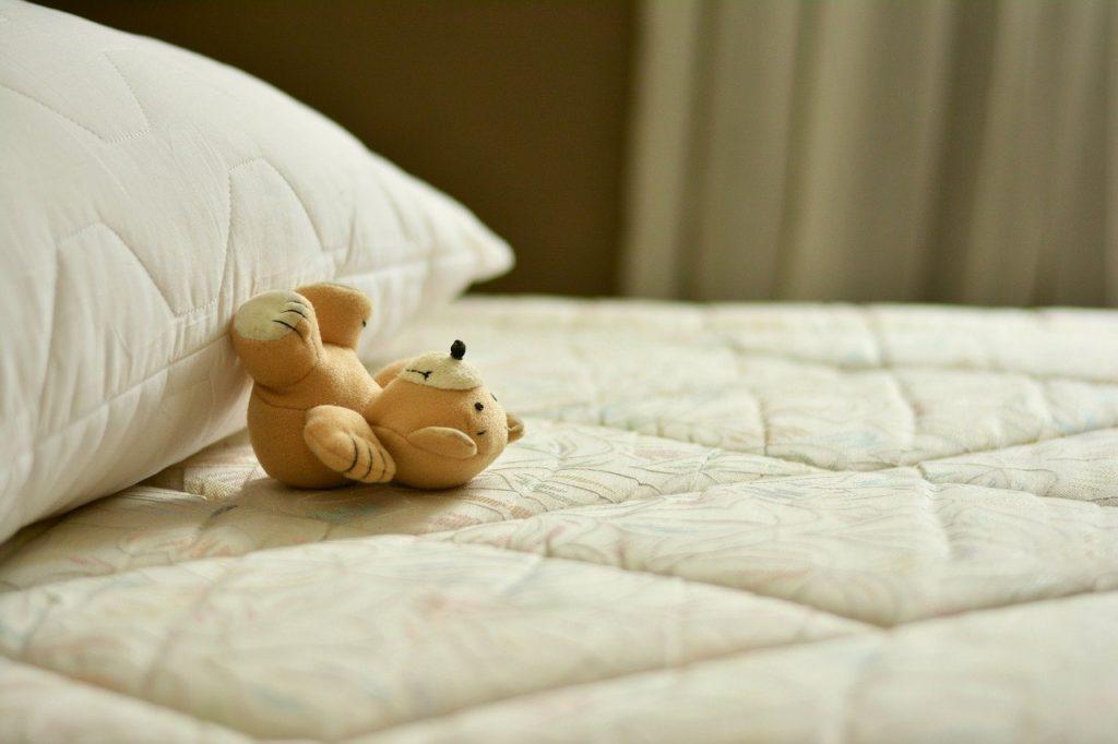 一人暮らし 寝室