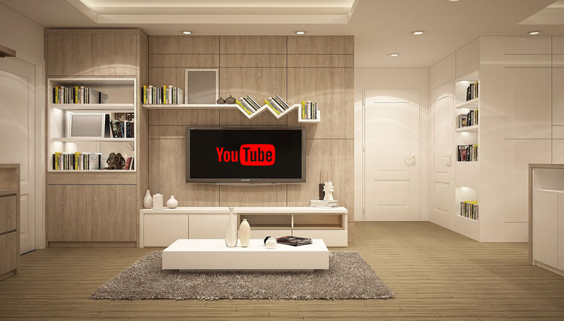 テレビ YouTube