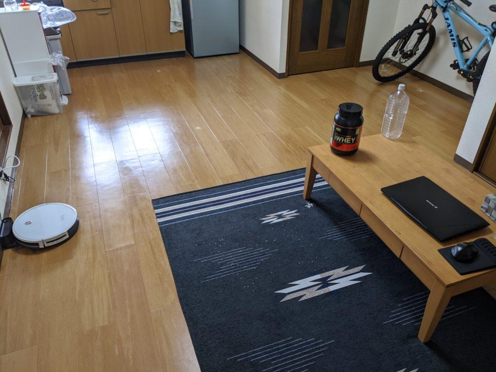 ロボット掃除機 Anker eufy 11S 性能実験レビュー