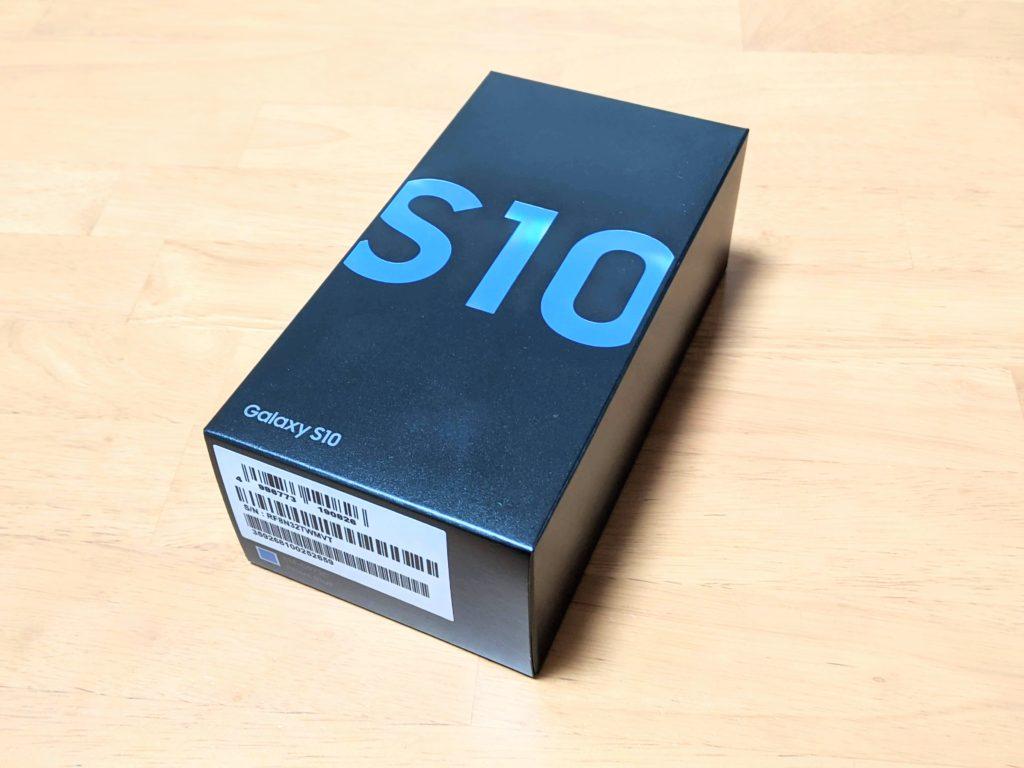 楽天モバイル Samsung Galaxy S10